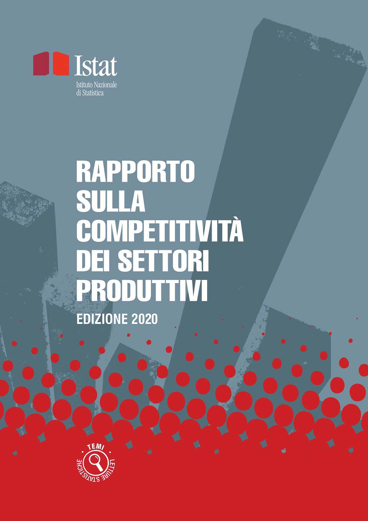Rapporto ISTAT - competitività settori produttivi